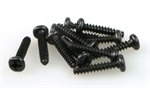 ROUND HEAD SELF TAPPING SCREW 3x15 (12)
